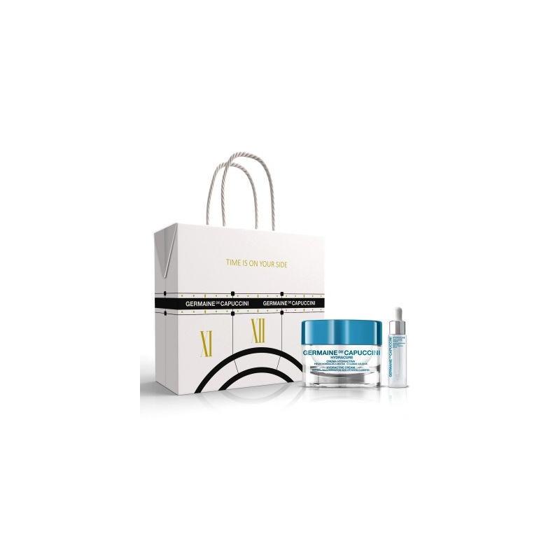 Zestaw Germaine de Capuccini Hydracure COMBINATION Skin Cream 50ml + Hyaluronic Force Serum 15ml