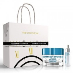 Zestaw Germaine de Capuccini Hydracure DRY Skin Cream 50ml + Hyaluronic Force Serum 15ml