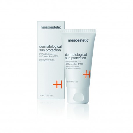 Mesoestetic Dermatological SPF 50+ krem 50 ml