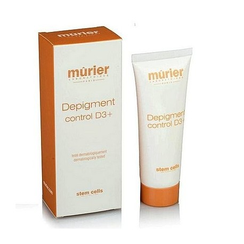 Murier Depigment control D3+ krem 50 ml
