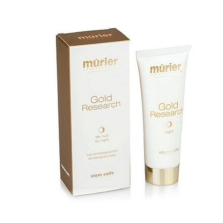Murier Gold Research by night - krem 50 ml