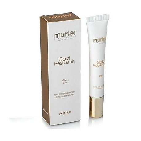 Murier Gold Research eye - krem 20 ml