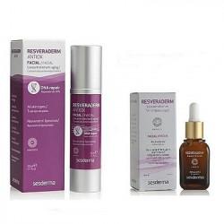 Zestaw Sesderma Resveraderm Antiox krem 50 ml + serum 30 ml
