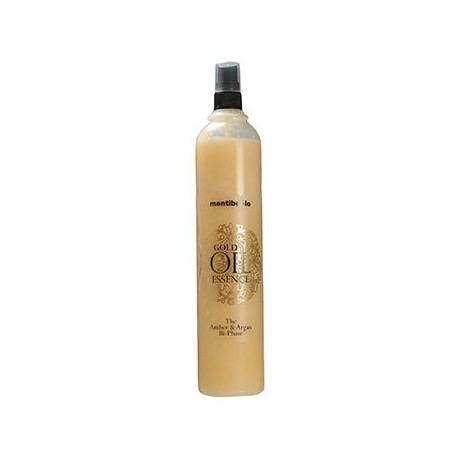 Montibello Gold Oil Essence Amber&Argan Bi Phase odżywka 400 ml