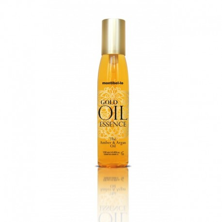 Montibello Gold Oil Essence Amber&Argan olejek 100 ml