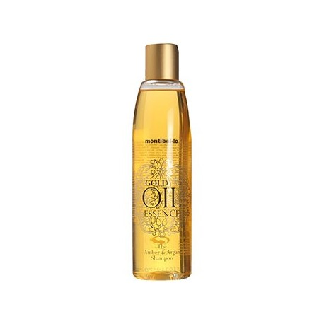 Montibello Gold Oil Essence Amber&Argan szampon 250 ml