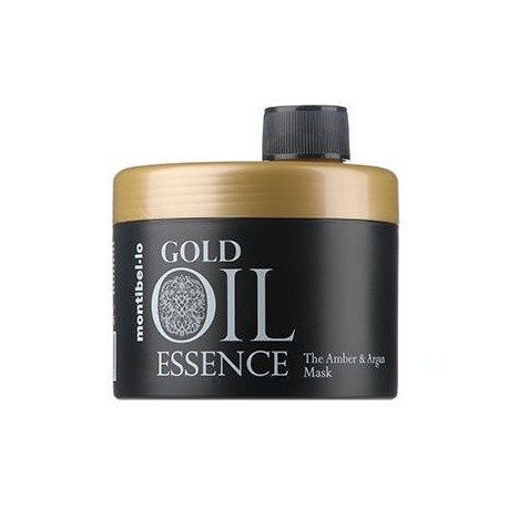 Montibello Gold Oil Essence Amber&Argan maska 500 ml