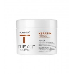 Montibello Treat NaturTech Keratin Force maska 200 ml