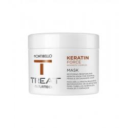 Montibello Treat NaturTech Keratin Force maska 200 ml