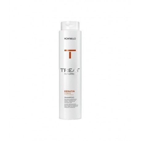 Montibello Treat NaturTech Keratin Force szampon 300 ml