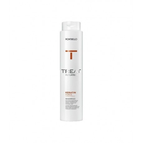 Montibello Treat NaturTech Keratin Force szampon 500 ml