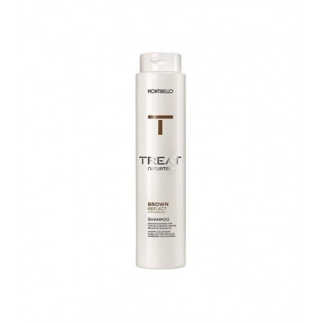 Montibello Treat NaturTech Brown Reflect szampon brązowy 300 ml