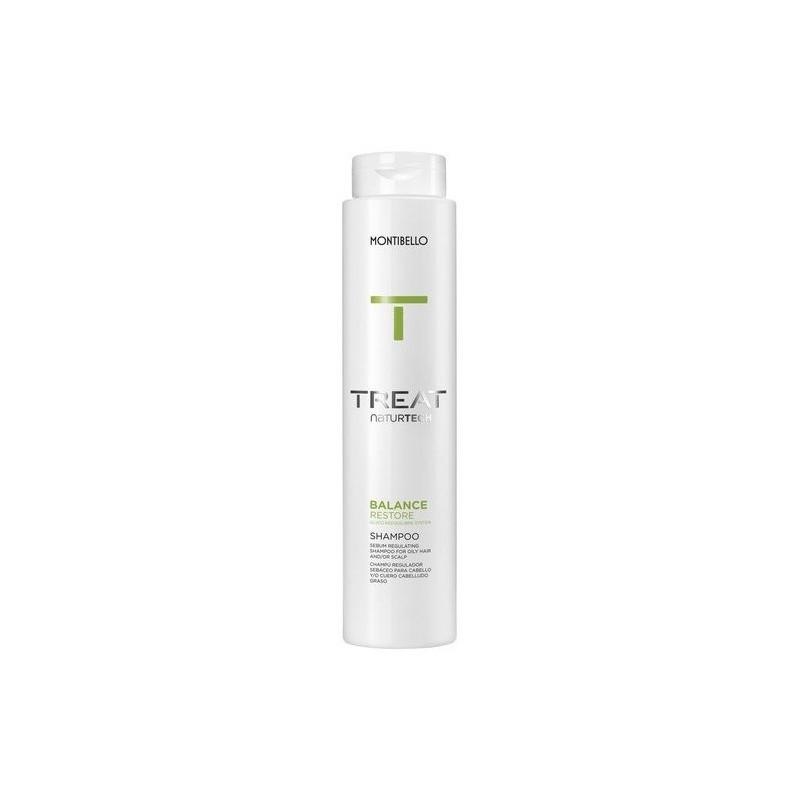 Montibello Balance Restore (przetłuszczone) szampon 300 ml Treat NaturTech