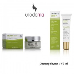 Zestaw Sesderma Factor G (krem 50 ml + krem pod oczy 15 ml)