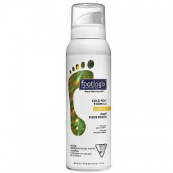 Footlogix Cold Feet Formula mus 125 ml