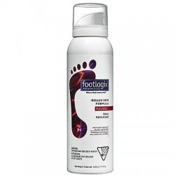 Footlogix Rough Skin Formula mus 125 ml