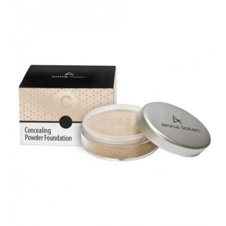 Anna Lotan Mineral Make-up - puder 14 g