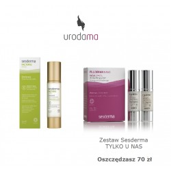 Zestaw Sesderma Factor G Chin&Neck 50ml + Fillderma Nano 2x30ml