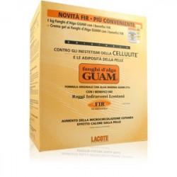 Zestaw GUAM Fanghi d'Alga FIR koncentrat błotny 1 kg + żel 250 ml
