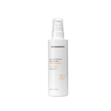 Mesoestetic Sun Protective Body Lotion SPF30+ Mesoprotech 200 ml