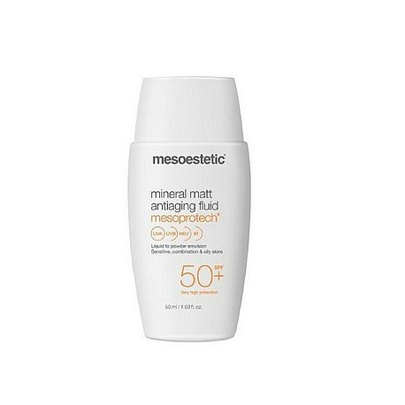 Mesoestetic Minetal Matt SPF50+ Mesoprotech 50 ml