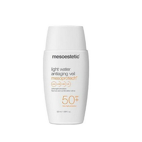 Mesoestetic Light Water Antiaging Veil SPF50+ Mesoprotech 50 ml