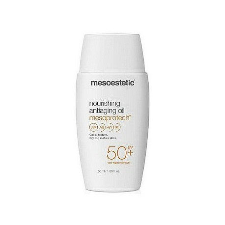 Mesoestetic Nourishing Antiaging Oil SPF50+ Mesoprotech 50 ml