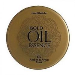 Montibello Gold Oil Essence Amber&Argan maska 200 ml