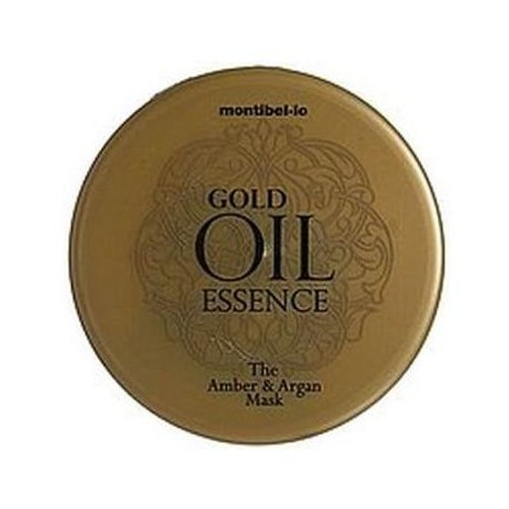 Montibello Gold Oil Essence Amber&Argan maska 200 ml