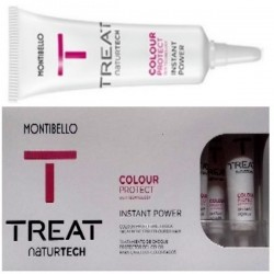 Montibello Treat NaturTech Colour Protect Instant Power ampułki 10 x 12 ml