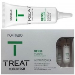 Montibello Treat NaturTech Densi Volume Instant Power ampułki 10 x 12 ml