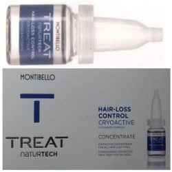 Montibello Treat NaturTech Hair Loss Control Cryoactive ampułki 10 x 7 ml