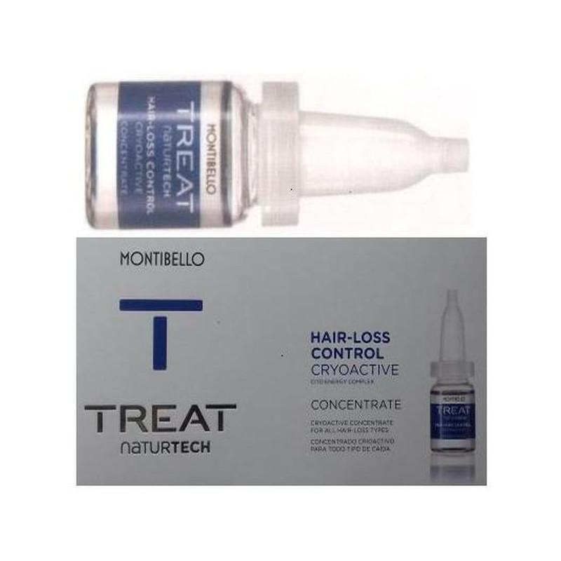 Montibello Treat NaturTech Hair Loss Control Cryoactive ampułki 10 x 7 ml