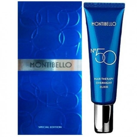 Montibello N°50 Hair Therapy Overnight Elixir 25 ml