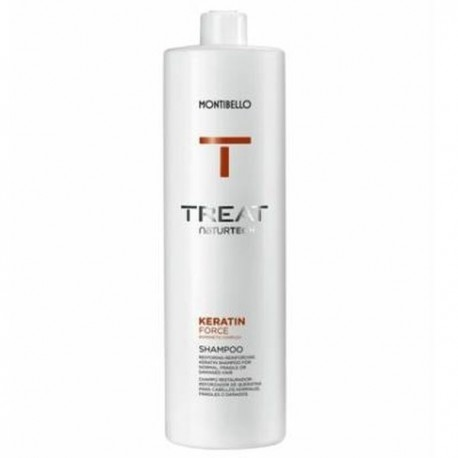 Montibello Treat NaturTech Keratin Force szampon 1000 ml