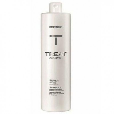 Montibello Treat NaturTech Silver White szampon 1000 ml