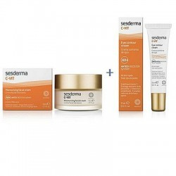 Zestaw Sesderma C-Vit Moisturizing Cream 50 ml + C-Vit Eye Contour Cream 15 ml