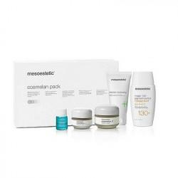 Zestaw Mesoestetic Cosmelan Pack (pięć produktów 110ml + 40g)