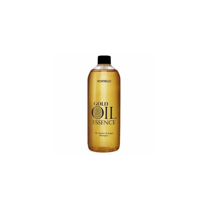 Montibello Gold Oil Essence Amber&Argan szampon 1000 ml