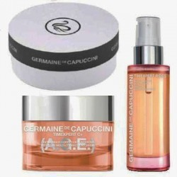 Zestaw Germaine de Capuccini Timexpert AGE C+ krem 50ml + eliksir 15ml (Christmas Collection)