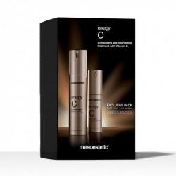 Zestaw Mesoestetic Energy C Intensive Cream 50 ml + Eye Contour 15 ml