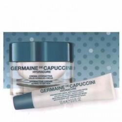Zestaw Germaine de Capuccini Hydracure Dry Skin Cream 50ml + Lip Protector 15ml
