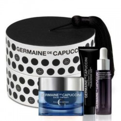 Zestaw Germaine de Capuccini Excel Therapy 02 Cream 50ml + SRNS Serum 7ml + SRNS Night Progress Eye 15ml