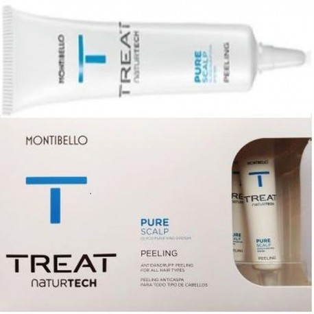 Montibello Treat NaturTech Pure Scalp peeling 10 x 20 ml