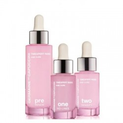 Zestaw Germaine de Capuccini Timexpert Rides peeling Pre 30ml + serum One 15ml + serum Two 15ml