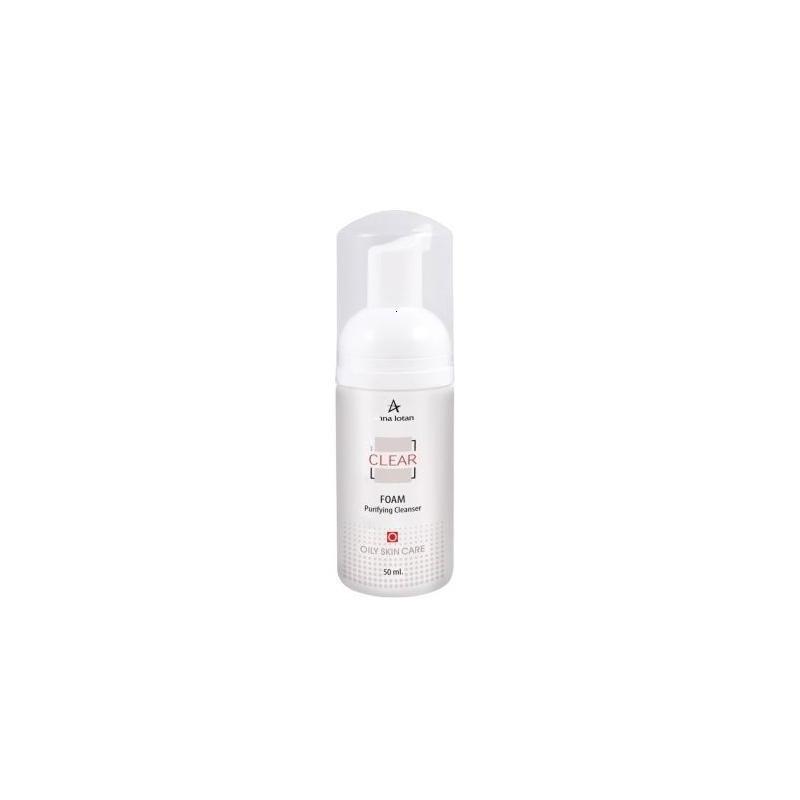 Anna Lotan Clear Foam Purifying Cleanser 125 ml