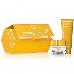 Zestaw Germaine de Capuccini Royal Jelly Comfort Cream 50ml + Melting Makeup Removal Lotion 125ml
