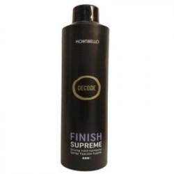 Montibello Decode Finish Supreme Spray 400ml