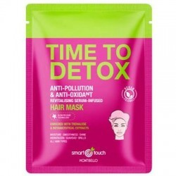 Montibello Time to Detox Anti-Pollution Hair Mask 30ml