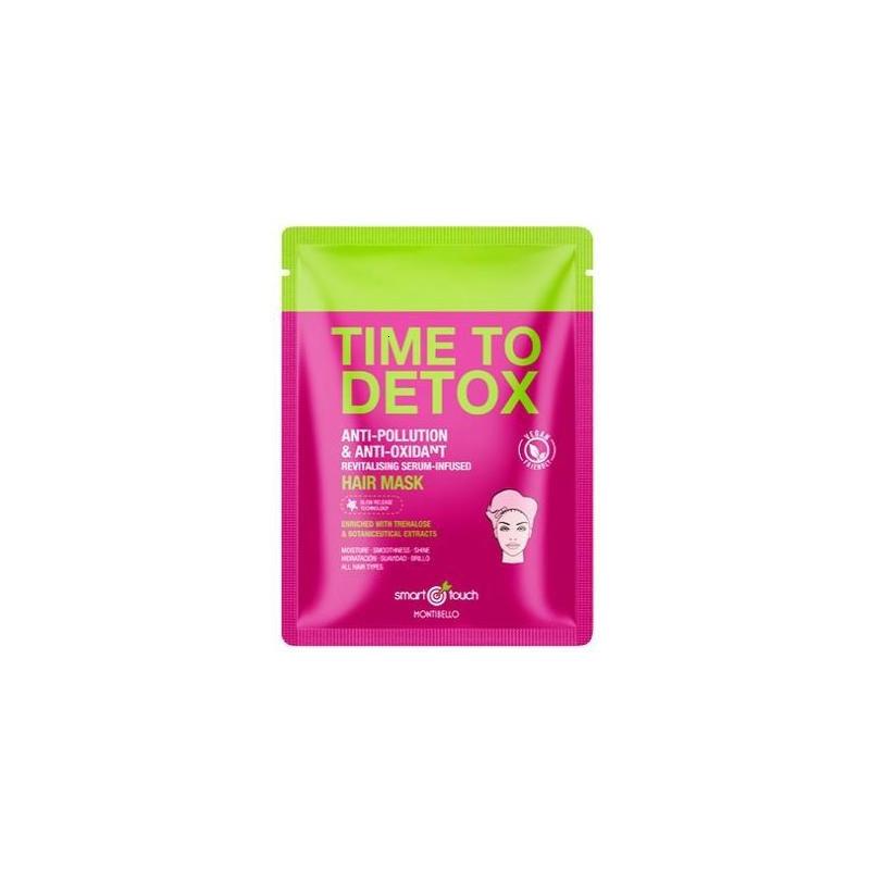 Montibello Time to Detox Anti-Pollution Hair Mask 30ml